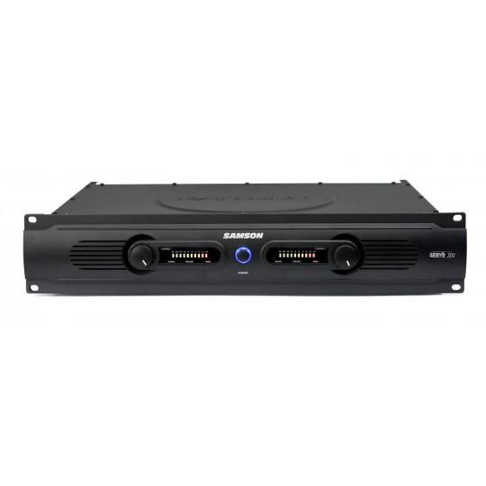 SAMSON Servo 300 - koncový stereo zesilovač