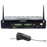 SAMSON SW7ASGF - bezdrátový systém UHF pro kytaru a basu