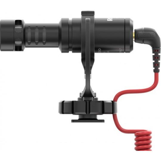 Rode VideoMicro miniaturní směrový mikrofon pro fotoaparáty