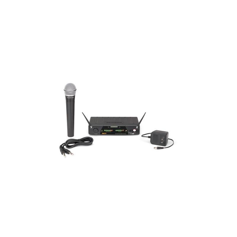 SAMSON SW77SH05 - bezdrátový systém UHF pro mikrofon