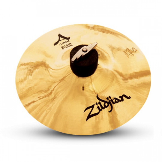 "ZILDJIAN 8"" A Custom splash brilliant"