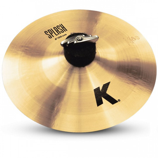"ZILDJIAN 8"" K splash"
