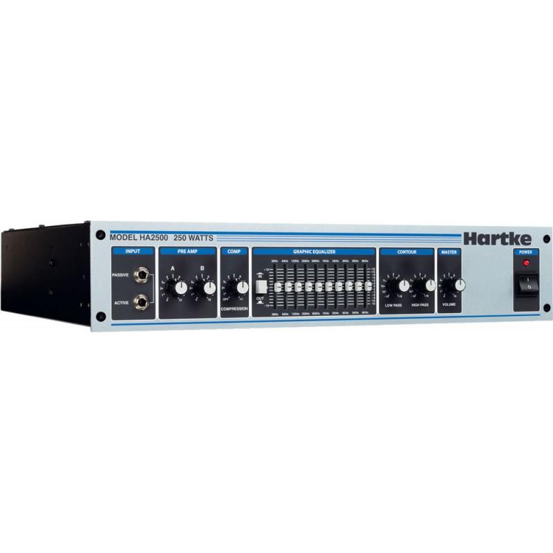 Hartke HA2500 - basový zesilovač, 250W