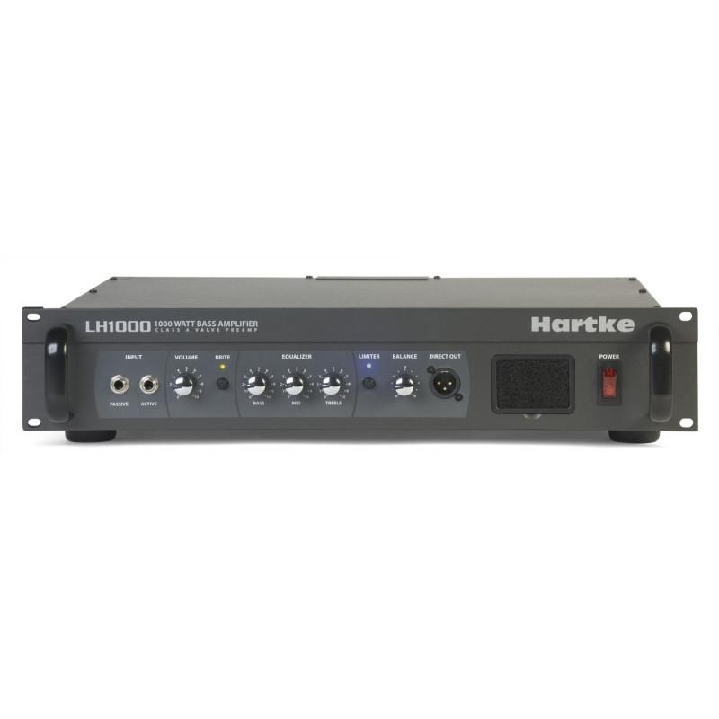 Hartke LH1000 - basový zesilovač, 2x 225W/8Ohm