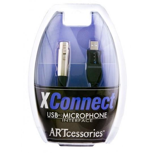 ART X Connect mikrofonní USB převodníkový kabel