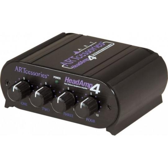 ART HeadAmp4 - sluchátkový zesilovač