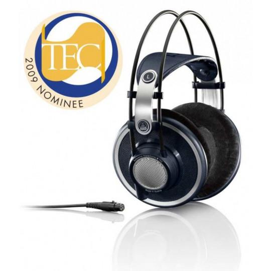 AKG K702 Špičková studiová sluchátka, otevřená