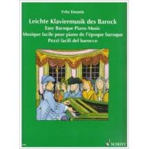 Lehká klavírní hudba baroka 1 - Emonts Fritz