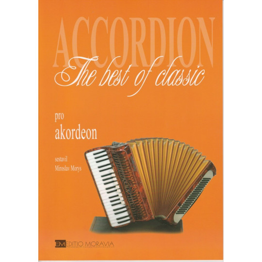 Akordeon – To nejlepší z klasiky