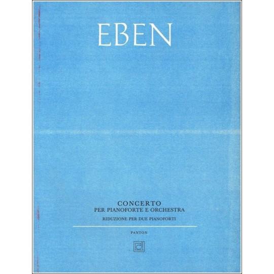 Koncert - Eben Petr