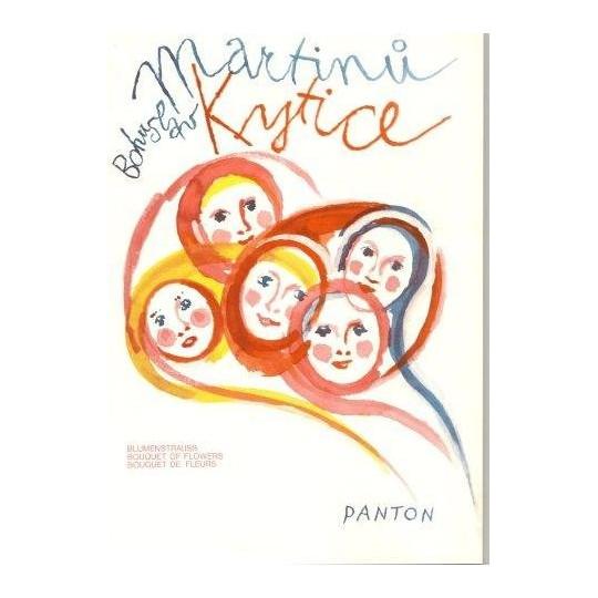 Kytice - Martinů Bohuslav