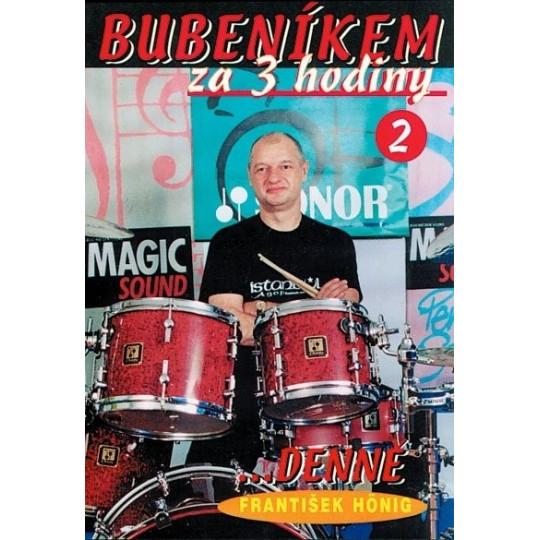 DVD Bubeníkem za 3 hodiny - Hönig František