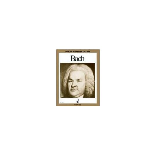 Vybrané skladby - Bach J. S.