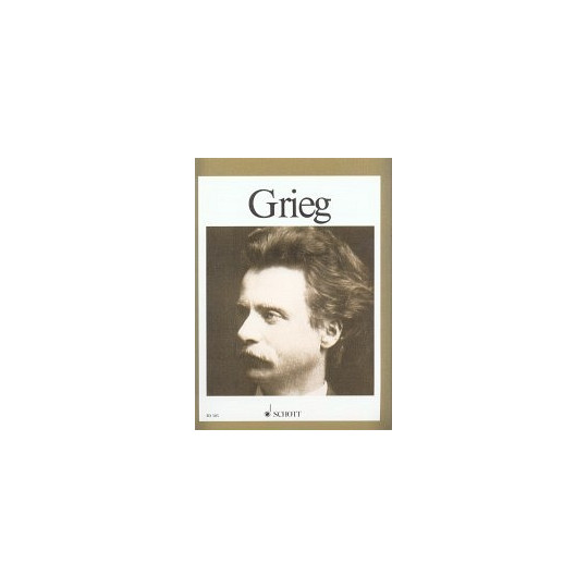 Album pro klavír - Grieg Edvard