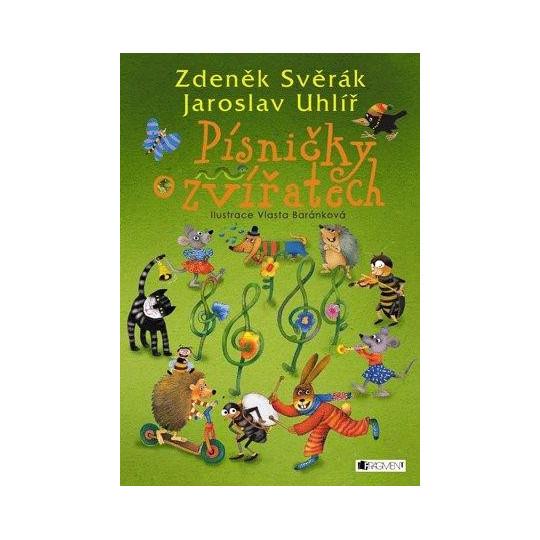 Písničky o zvířatech - Svěrák Z., Uhlíř J.