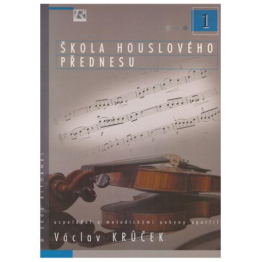Škola houslového přednesu 1 - Krůček Václav