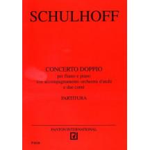 Dvojkoncert - Schulhoff Ervín