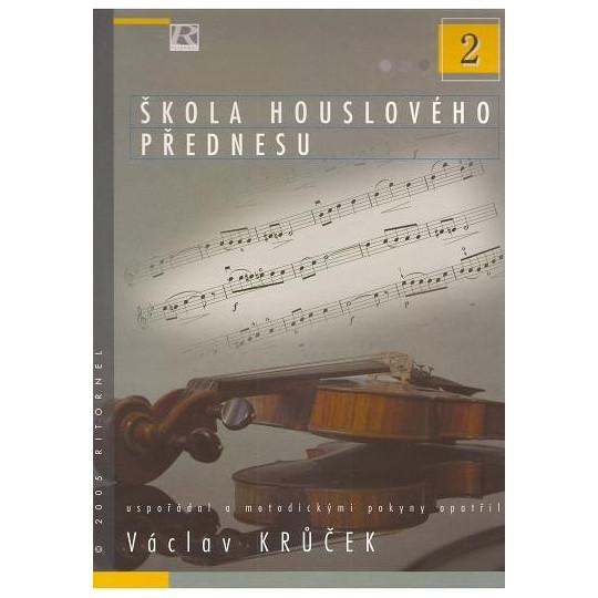 Škola houslového přednesu 2 - Krůček Václav