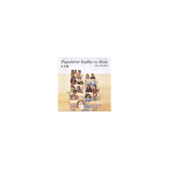 CD Populární hudba ve škole 2 - Prchal Jan