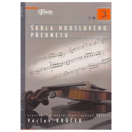 Škola houslového přednesu 3 - Krůček Václav