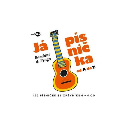 CD Já písnička od A do Z - Bambini di Praga
