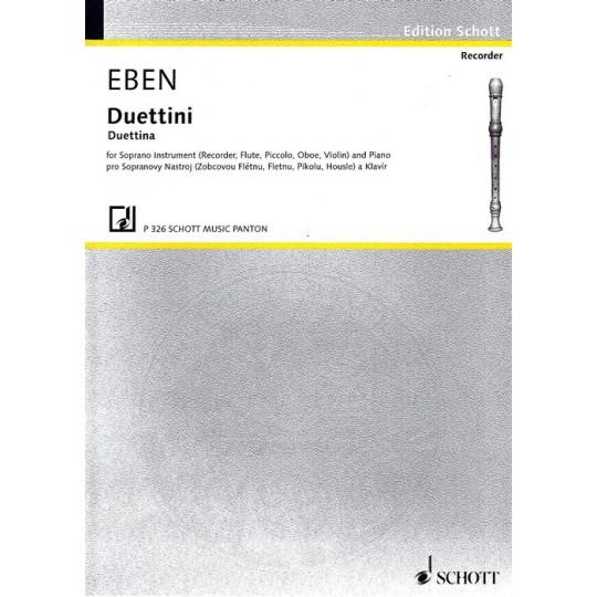 Duettina - Eben Petr