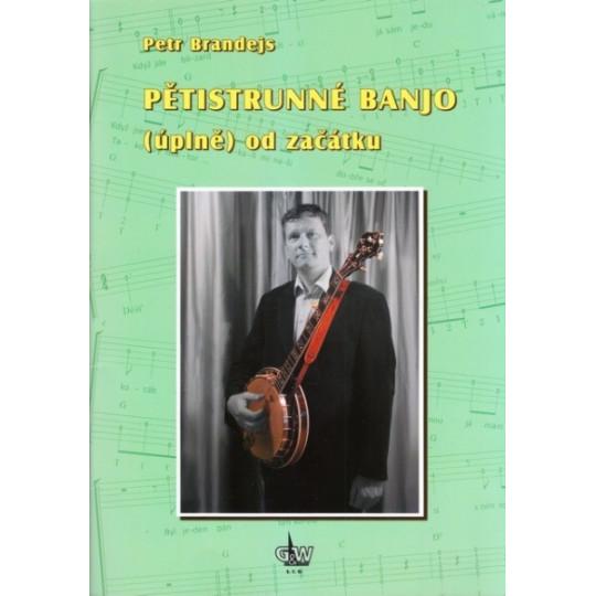 Pětistrunné banjo (úplně) od začátku - Brandejs Petr