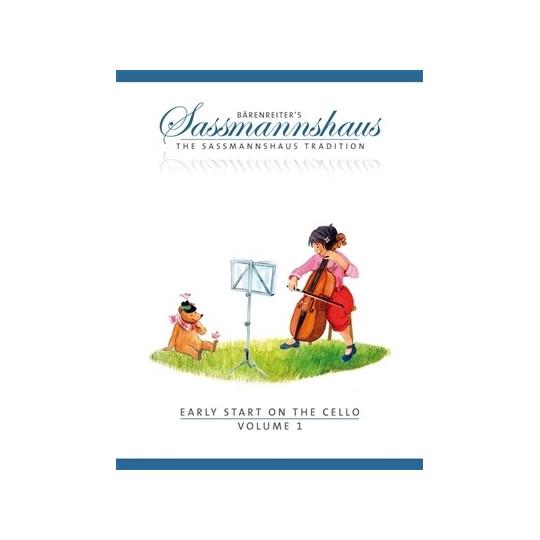 Škola hry na violoncello 1 - Sassmannshaus Egon