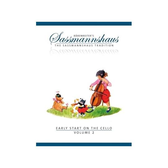 Škola hry na violoncello 2 - Sassmannshaus Egon