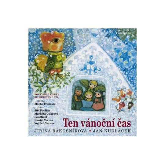 Ten vánoční čas + CD - Hradišťan