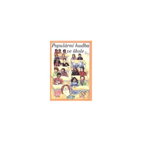 2CD Populární hudba ve škole 1 - Prchal Jan