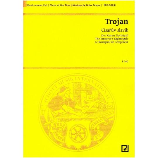 Císařův slavík (suita pro housle, kytaru a akordeon) - Trojan Václav