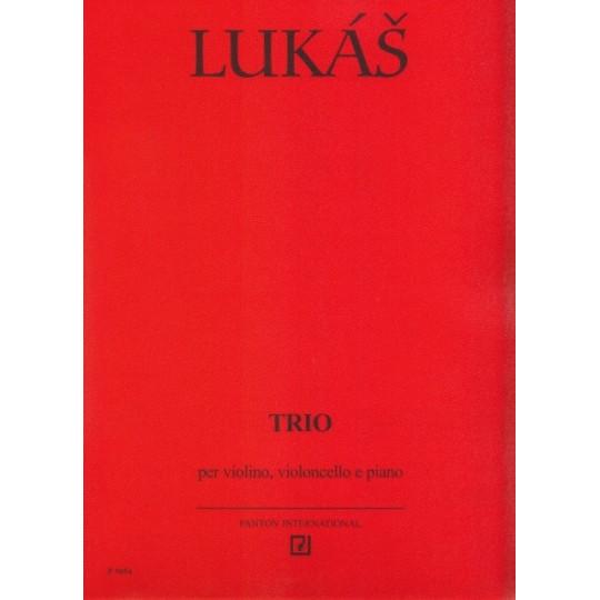 Trio pro housle, violoncello a klavír - Lukáš Zdeněk