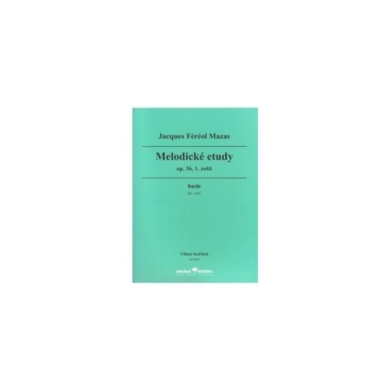 Etudy Op. 36 - Mazas Jacques Fereol