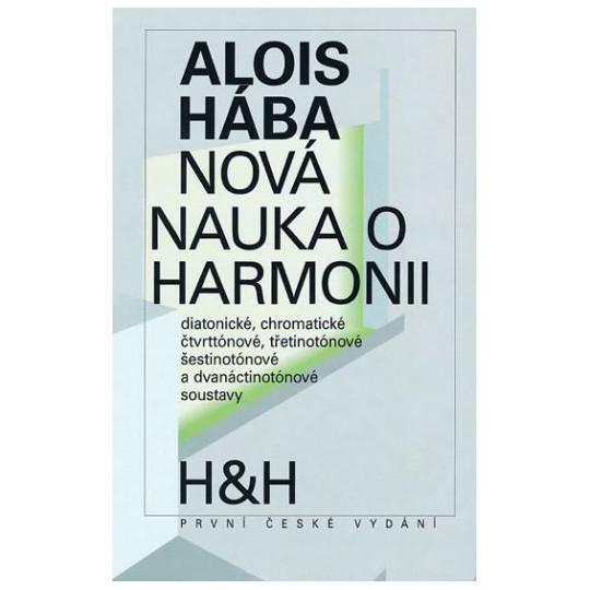 Nauka o harmonii - Hába Alois