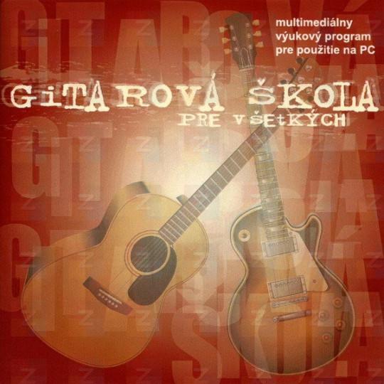 DVD Gitarová škola pre všetkých - Chodelka Paľo