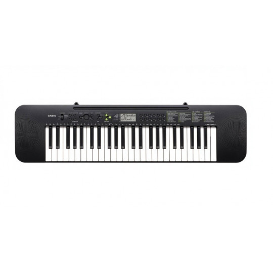 CASIO CTK 240 - keyboard, 49 kláves