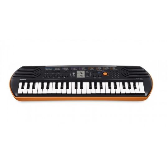 Casio SA-76 dětské klávesy