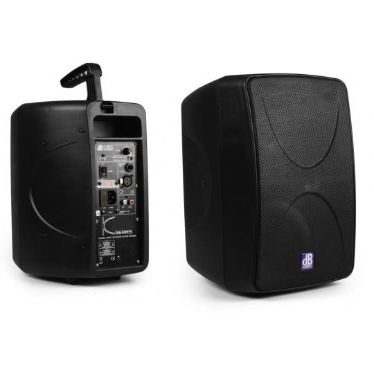 dB Technologies K 162 - aktivní dvoupásmový reprobox 65W
