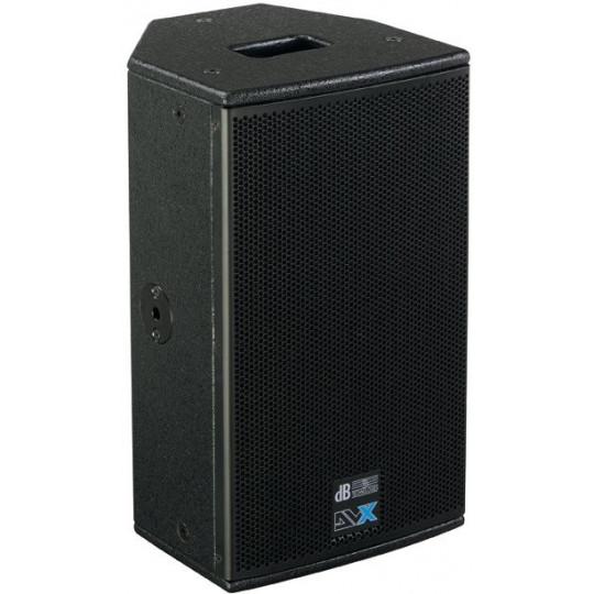 dB Technologies DVX D8 HP - 2-pásmový multifunkční aktivní reprobox, 450W