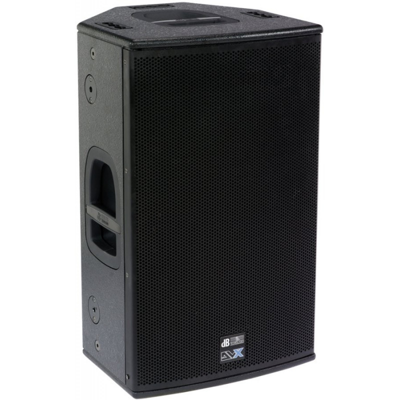 dB Technologies DVX D15 HP - aktivní reprobox, 700W