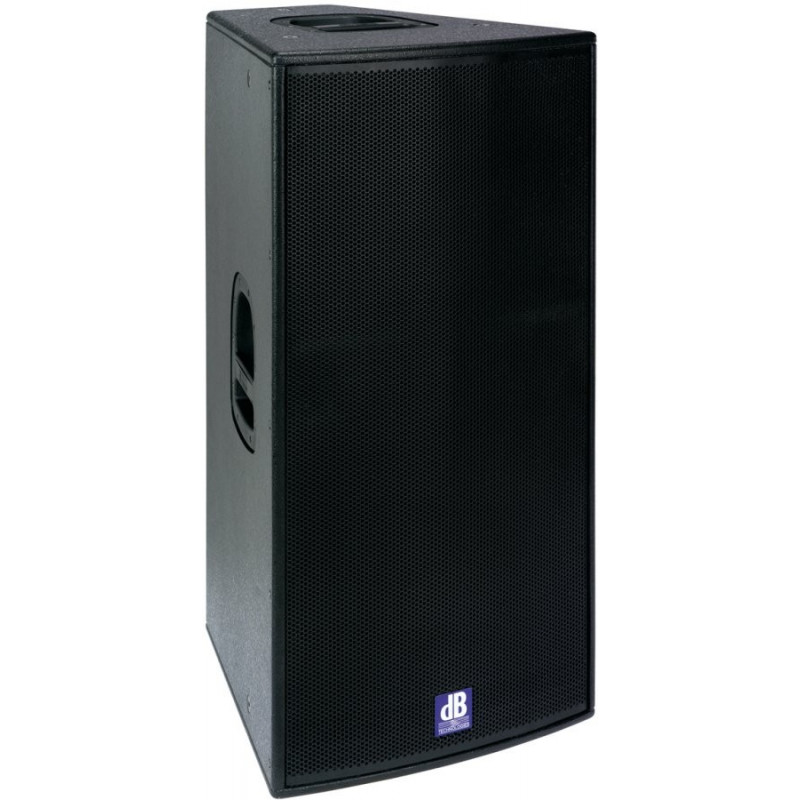 dB Technologies F 315 - aktivní reprobox, 1000W