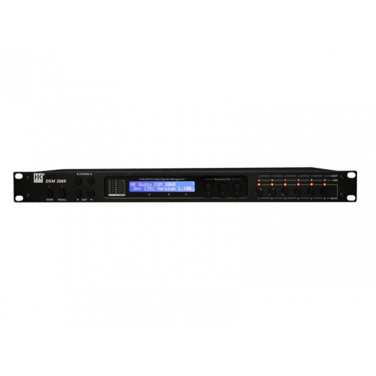 HK Audio - DSM 2060 Digital Speaker Management System