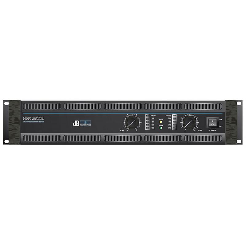 dB Technologies HPA 3100 L - koncový zesilovač