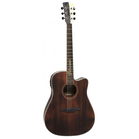 Gilmour ANTIQUE EQ - akustická kytara, masiv smrk