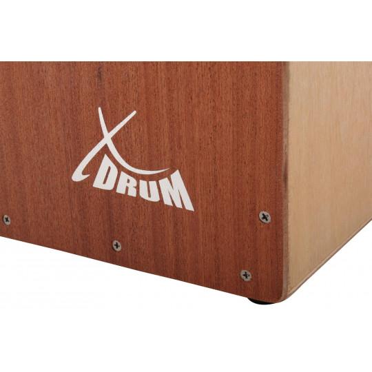 XDrum Cajon Primero Sapeli s obalem
