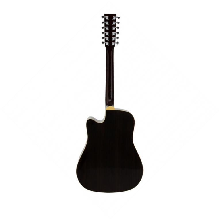 C. Cantabile WS-12EQ 12-strunná kytara s EQ