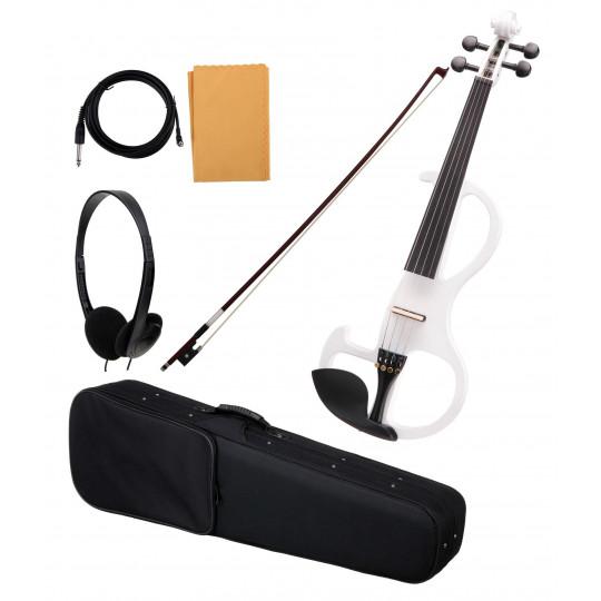 Proline EV-90 - elektrické housle, bílá