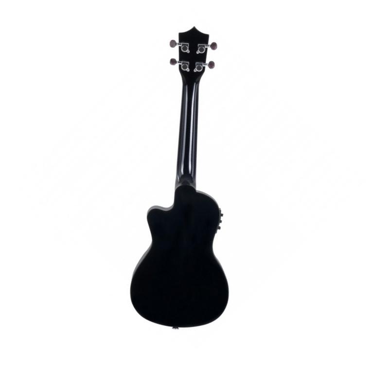 C. Cantabile UC-500CE BK - Koncertní ukulele s EQ
