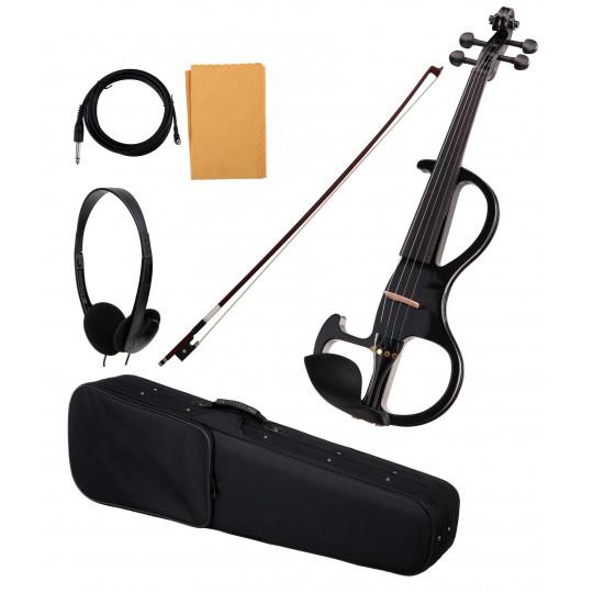 Proline EV-90 - elektrické housle, černá
